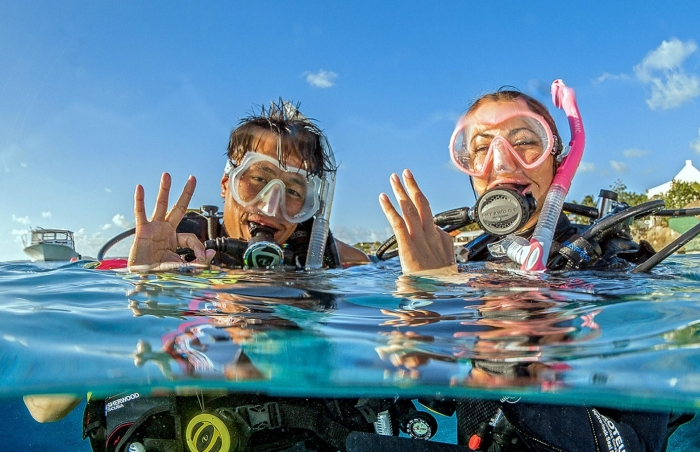 OPEN WATER DIVE COURSE (OWD)