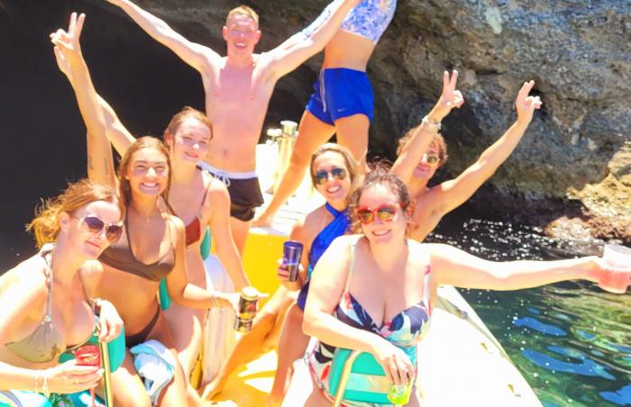 BEACH & SNORKELING CAVE TOUR