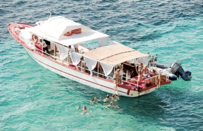 PRIVATE IBIZA BOAT TRIP