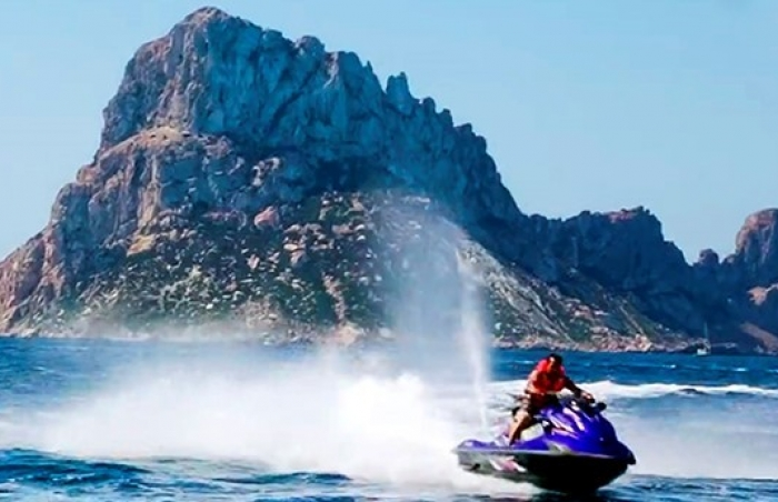 JET SKI TOUR TO ES VEDRA