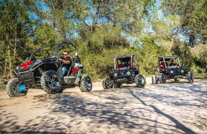BUGGY TOURS (3 HOURS TOUR)